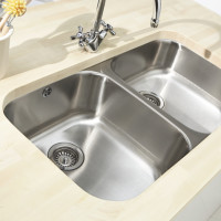 Inset and Undermount Sinks