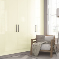 Vivo Ivory Bedroom Doors