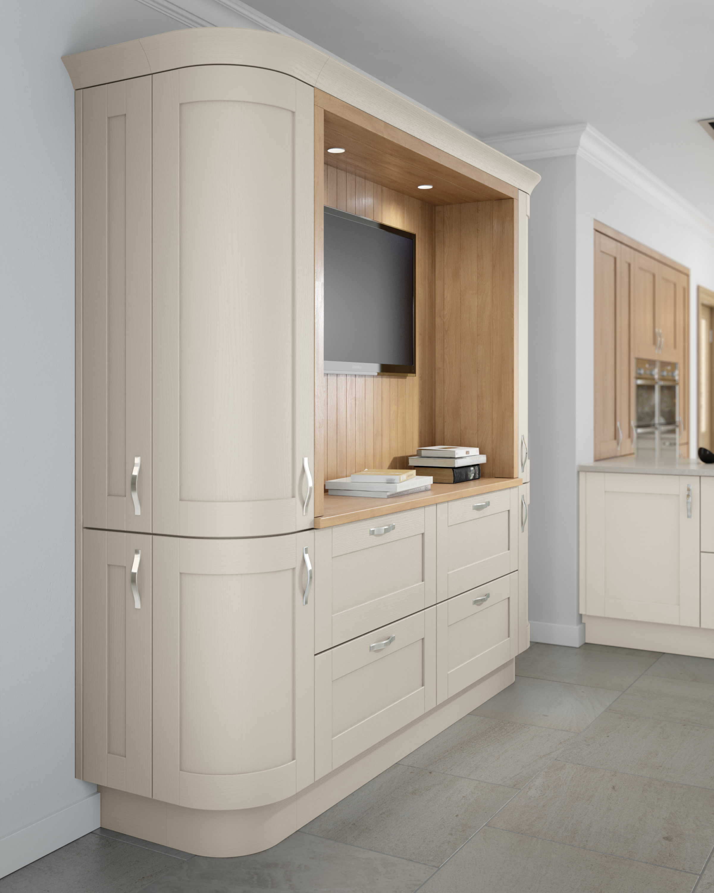 Cambridge Mussel Kitchen Doors Doors And Handles Uk