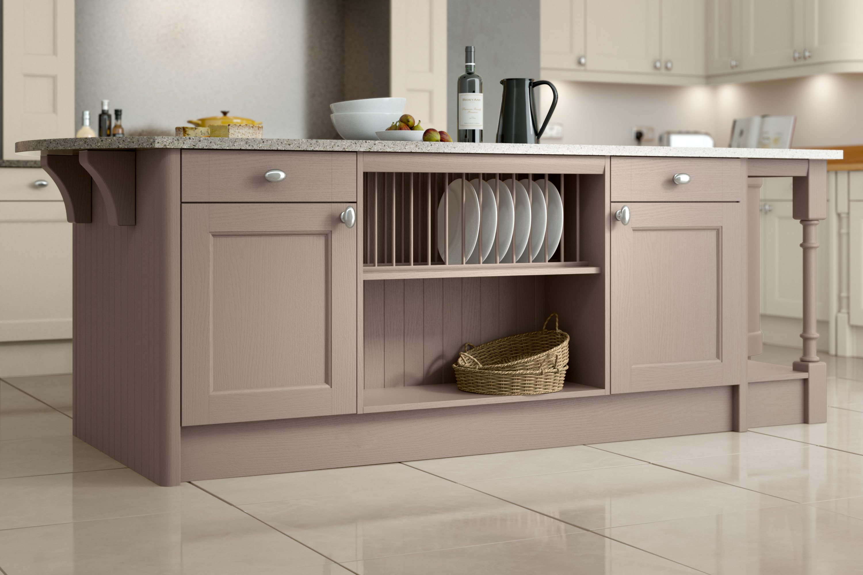 Windsor Stone Grey Kitchen Doors Doors And Handles Uk