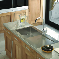 Tuscan Sinks and Taps