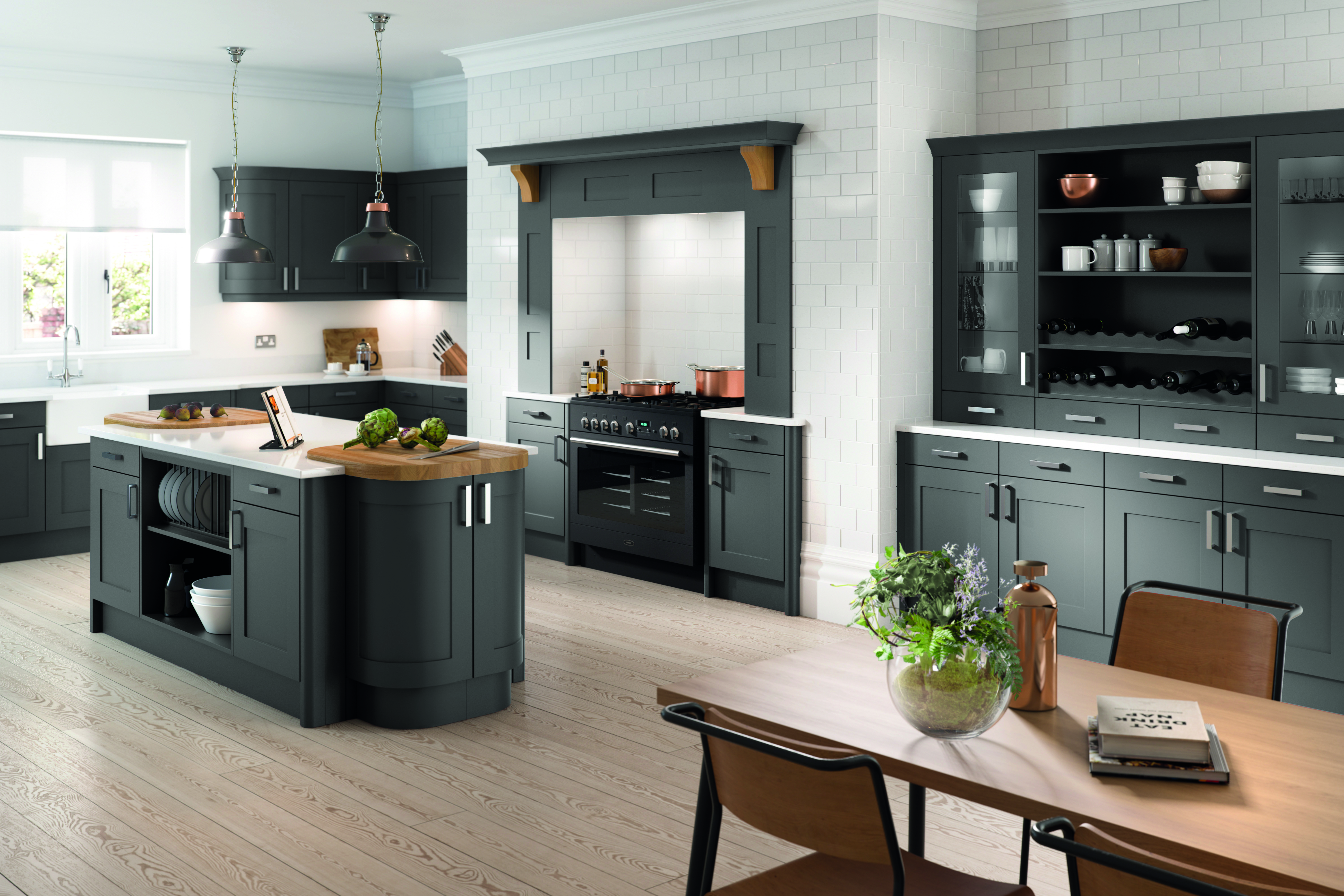 Painting Kitchen Cupboards Ideas Colour